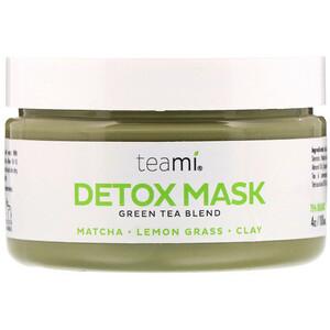 Teami, Detox Mask, Green Tea Blend, 4 oz (100 ml) отзывы