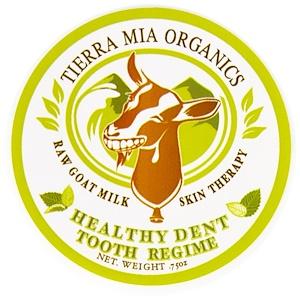 Тиерра Миа Орагникс, Raw Goat Milk Skin Therapy, Healthy Dent Tooth Regime, .75 oz отзывы покупателей