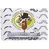 Tierra Mia Organics, Terapia de leche de cabra para la piel ,cruda, barra para el rostro, jabón para caballeros, 3,8 onzas