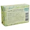 Tierra Mia Organics, ヤギの生ミルクのスキンセラピー, ボディ石鹸, レモングラス, 3.8 オンス