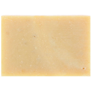 Tierra Mia Organics, Raw Goat Milk Skin Therapy, Body Soap Bar, Lavender, 3.8 oz