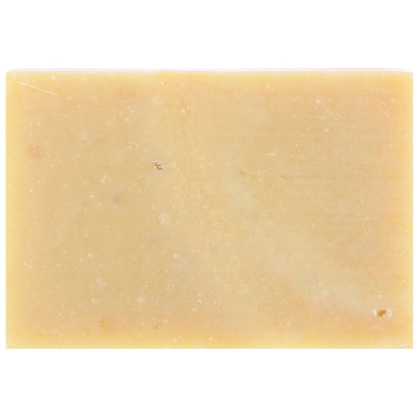 Tierra Mia Organics, Raw Goat Milk Skin Therapy, Body Soap Bar, Lavender, 3.8 oz (Discontinued Item)