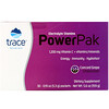 Trace Minerals Research, Electrolyte Stamina PowerPak, Concord Grape, 30 Packets. 0.19 oz (5.3 g) Each
