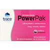 Trace Minerals Research, Electrolyte Stamina PowerPak, Cranberry, 30 Packets, 0.19 oz (5.3 g) Each