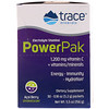 Trace Minerals Research, Electrolyte Stamina, PowerPak, Acai Berry, 1200 mg, 30 Packets, 0.18 oz (5.2 g) Each