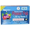 Trace Minerals Research, Electrolyte Stamina, Power Pak, 1200 mg, Mixed Berry, 30 Packets, 0.25 oz (7.0 g) Each