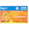 Trace Minerals Research, Electrolyte Stamina, Power Pak, 1200 mg, Tangerine, 30 Packets, 0.18 oz (5.2 g) Each
