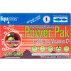 Trace Minerals Research, Electrolyte Stamina, Power Pak, Guava Passion Fruit Flavor, 1200 mg, 30 Packets, 0.18 oz (5.1 g) Each