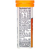 Trace Minerals Research, Magnesium Effervescent Tablets, Orange, 1.41 oz (40 g)