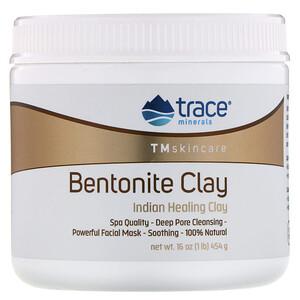 Трасе Минералс Ресерч, Bentonite Clay, Indian Healing Clay, 16 oz (454 g) отзывы покупателей