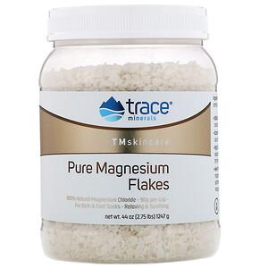 Трасе Минералс Ресерч, TM Skincare, Pure Magnesium Flakes, 2.75 lbs (1247 g) отзывы покупателей