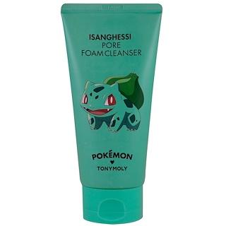 Tony Moly, Pokemon, пенное чистящее средство, поры, Isanghessi, 150 мл