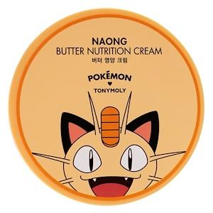 Tony Moly, Pokemon, Butter Nutrition Cream, Naong, 300 ml купить на iHerb