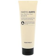Tony Moly, Pack de nutrition pour cheveux Haeyo Mayo, 250 ml