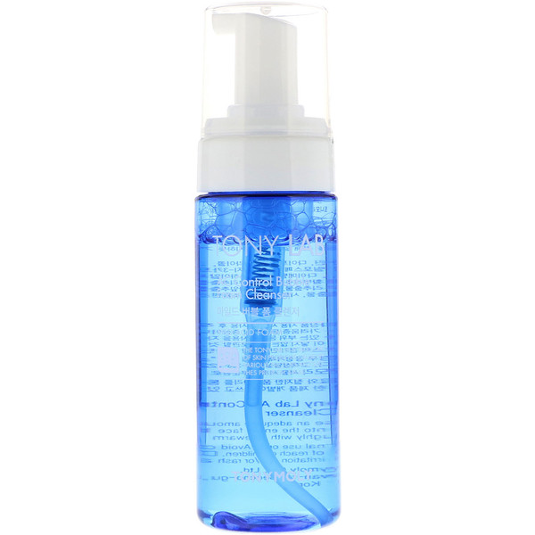 Tony Moly, Tony Lab, AC Control Bubble Foam Cleanser, 150 ml (Discontinued Item)