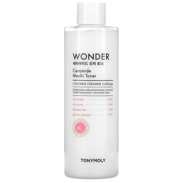 Wonder, Ceramide Mochi Toner, 500 ml