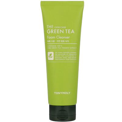 Купить Tony Moly The Chok Chok Green Tea, Foam Cleanser, 150 ml