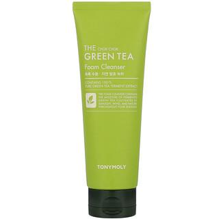 Tony Moly, The Chok Chok Green Tea, Foam Cleanser, 150 ml