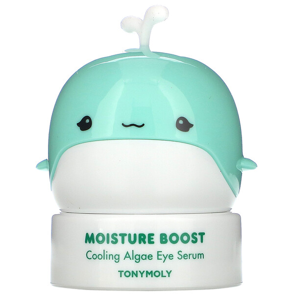 Moisture Boost Cooling Algae Eye Serum, 15 ml