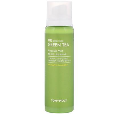 Купить Tony Moly The Chok Chok Green Tea, Ampoule Mist, 150 ml