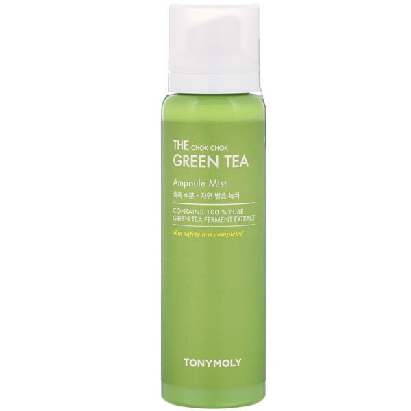 The Chok Chok Green Tea, Ampoule Mist, 150 ml