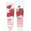 Tony Moly, I'm Rose, Mask & Hand Cream Set, 4 Piece Set