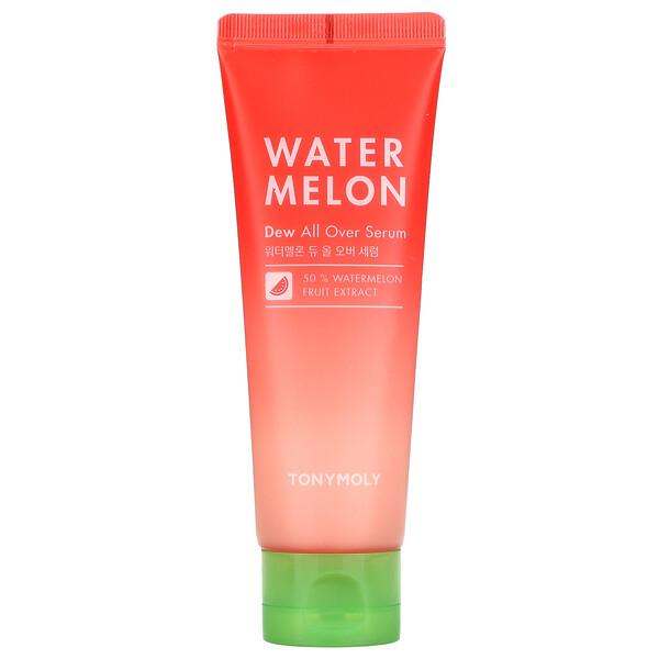 Watermelon, Dew All Over Serum, 4.05 fl oz (120 ml)