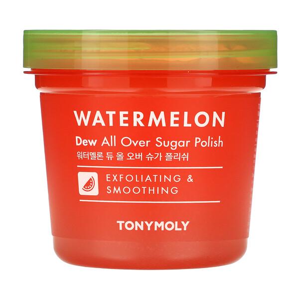 Watermelon, Dew All Over Sugar Polish, 10.14 fl oz (300 ml)