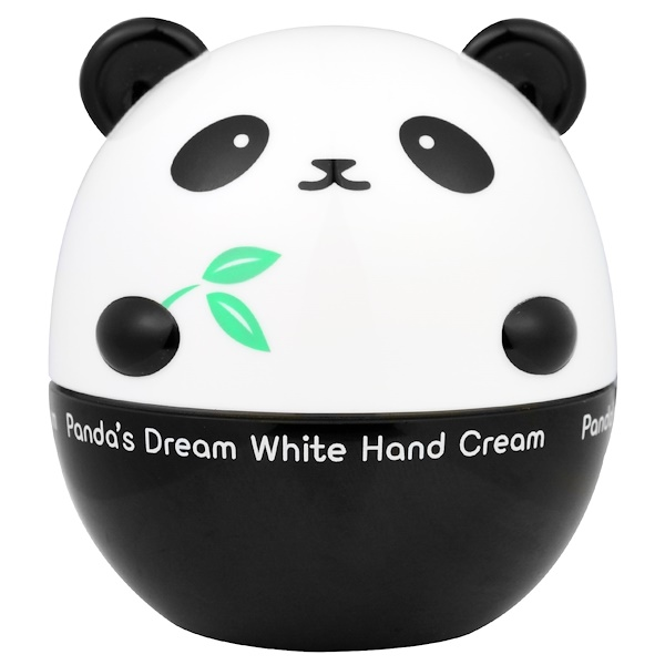 Tony Moly, Panda's Dream, Creme Branco para as Mãos, 30 g (Discontinued Item)