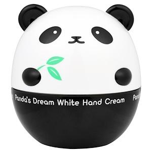 Тони Моли, Panda's Dream, White Hand Cream, 1.05 oz (30 g) отзывы покупателей