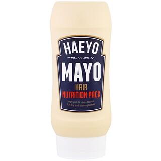 Tony Moly, Haeyo Mayo Hair Nutrition Pack, 250 ml