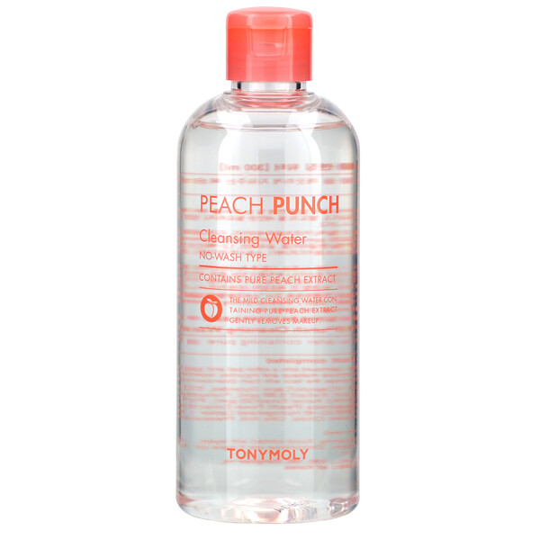 Peach Punch, Cleansing Water, 10.14 fl oz (300 ml)