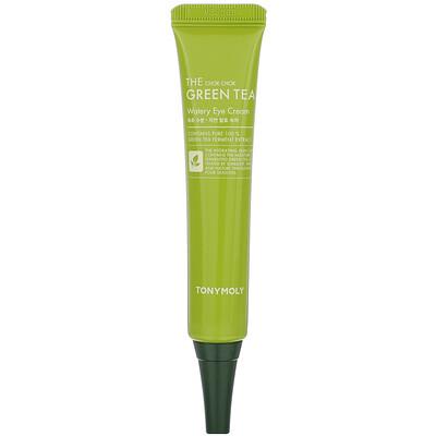 Tony Moly The Chok Chok Green Tea, Watery Eye Cream, 30 ml  - купить со скидкой