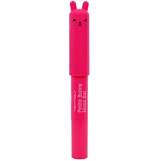 Tony Moly, Petite Bunny Gloss Bar, Juicy Apple