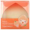 Tony Moly, Peach Hand Cream, 1.05 oz (30 g)