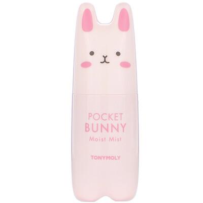 Купить Tony Moly Pocket Bunny, Moist Mist, 2.03 oz (60 ml)