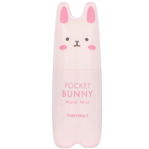 Tony Moly, Pocket Bunny, Moist Mist, 2.03 oz (60 ml)