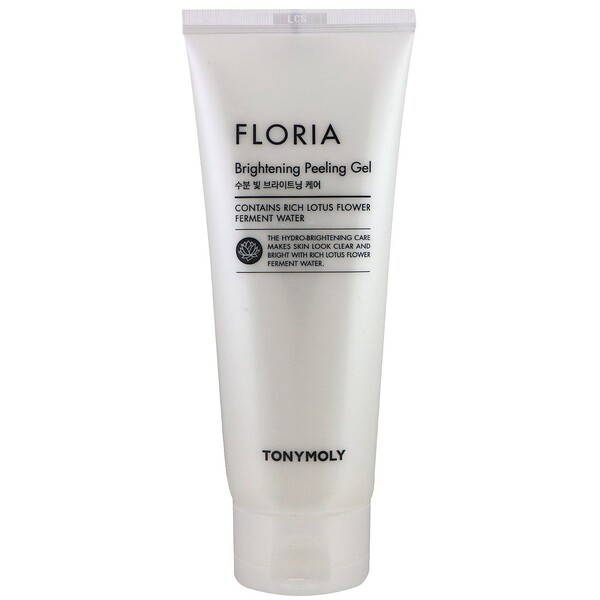 Tony Moly, Floria, Brightening Peeling Gel, 150 ml (Discontinued Item)