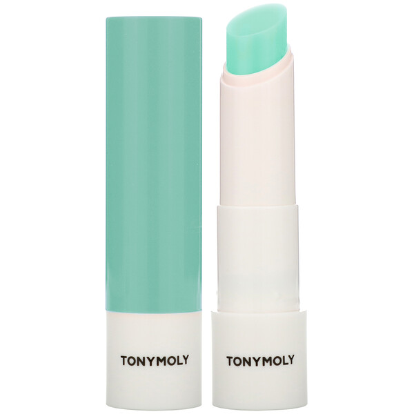 Tony Moly, Liptone, Lip Care Stick, 03 Mint Light, 0.11 oz (3.3 g) (Discontinued Item)