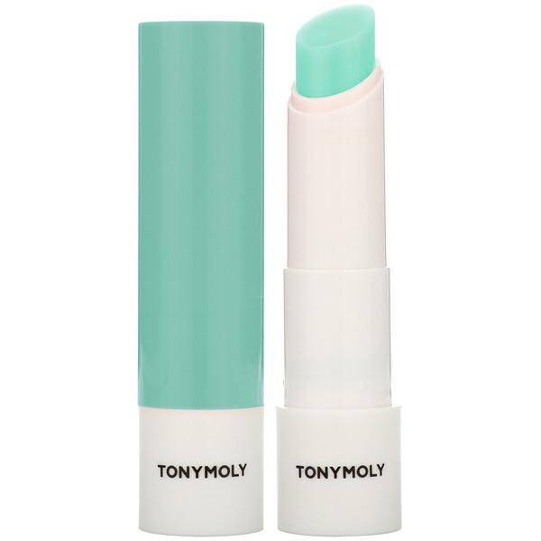 Liptone, Lip Care Stick, 03 Mint Light, 0.11 oz (3.3 g)