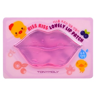 Tony Moly, Kiss Kiss Lovely Lip Patch, 1 Piece