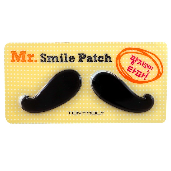 Tony Moly, Mr. Smile Patch, 2 Pieces (Discontinued Item)