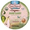 Torie & Howard, Organic, Hard Candy, D'Anjou Pear & Cinnamon, 2 oz (57 g)