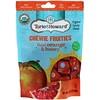 Torie & Howard, Orgánicas, Chewie Fruities, Naranja roja y Miel, 4 oz (113.40 g)