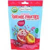 Torie & Howard, Organic Candy Chews, Original Chewie Fruities, Pomegranate & Nectarine, 4 oz (113.40 g)