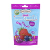 Torie & Howard, Organic, Sour Chewie Fruities, Sour Berry, 4 oz (113.40 g)