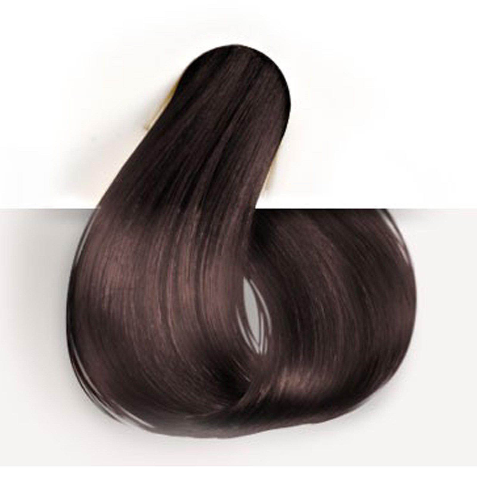 natural dark brown hair dye best hair color 2017