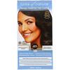Tints of Nature, Permanent Hair Color, Natural Dark Brown, 3N, 4.4 fl oz (130 ml)