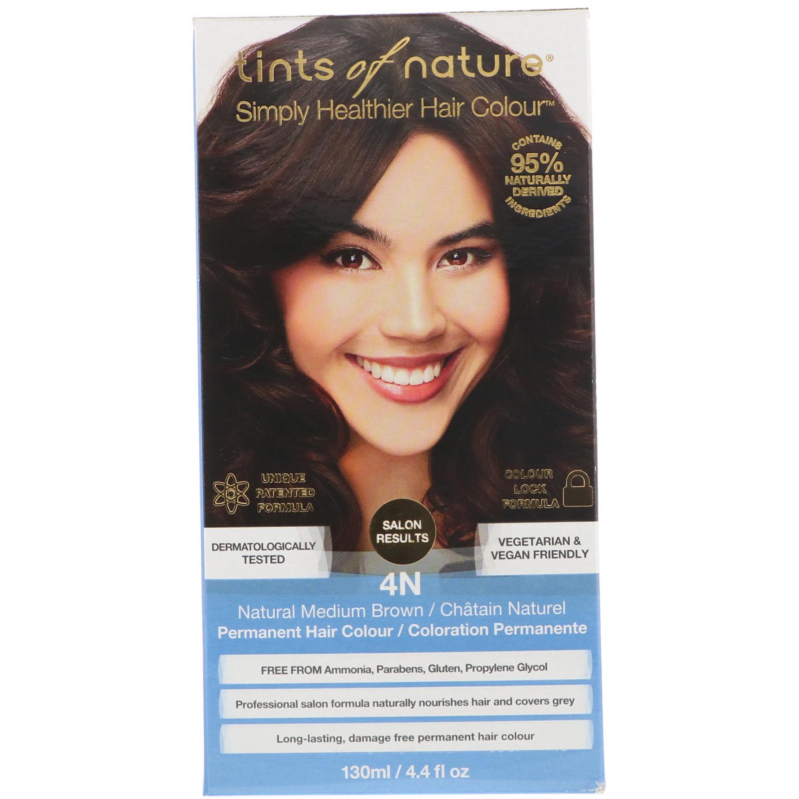 Tints Of Nature Permanent Hair Color Natural Medium