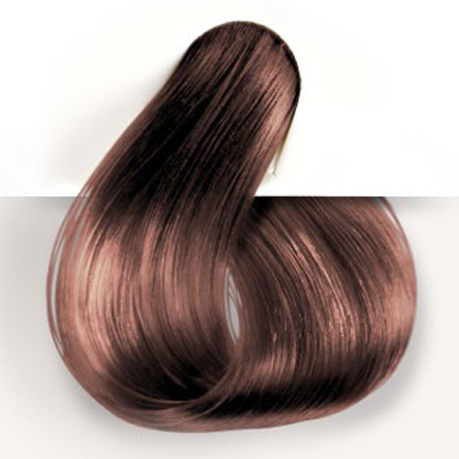 Medium Copper Hair Color